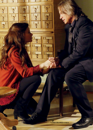 Rumbelle in 'The beruang and the Bow'