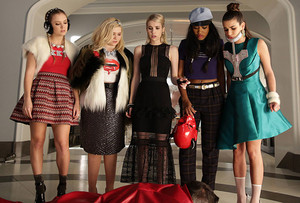 """Scream Queens """"Dorkus""""/The Final Girl(s)"""" (1x12, 1x13) promotional picture"""