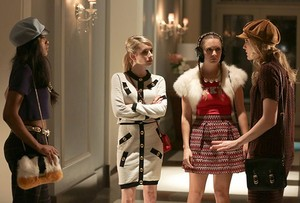 "Scream Queens ""Dorkus""/The Final Girl(s)"" (1x12, 1x13) promotional picture"
