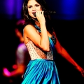 Sel performing on stage - fallingsparks photo
