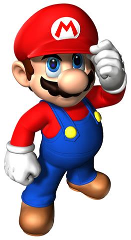 Serious Mario Again
