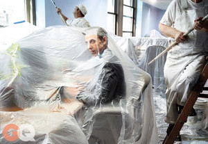 Seth Meyers - GQ Photoshoot - 2014