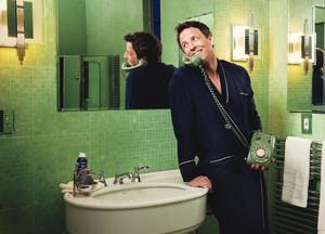 Seth Meyers - Glamour Photoshoot