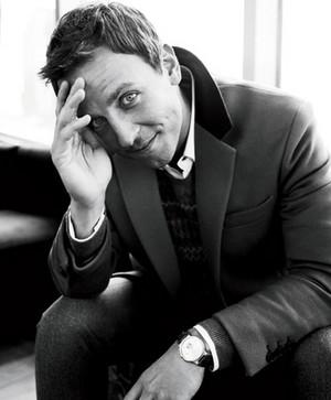 Seth Meyers - Gotham Photoshoot - 2013