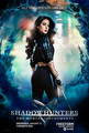 Shadowhunters Character posters | Isabelle Lightwood