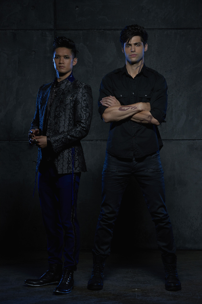 Shadowhunters - Malec - Promotional चित्र