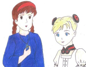 Sheeta and Alvis