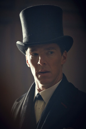 Sherlock Holmes - Promo and बी टी एस Pics