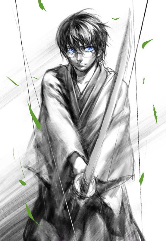 Gintama Images Shimura Shinpachi Hd Wallpaper And Background Photos