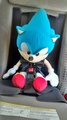 Sonic on the booster seat - sonic-the-hedgehog photo