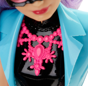 Spy Squad Cat Burglar Doll