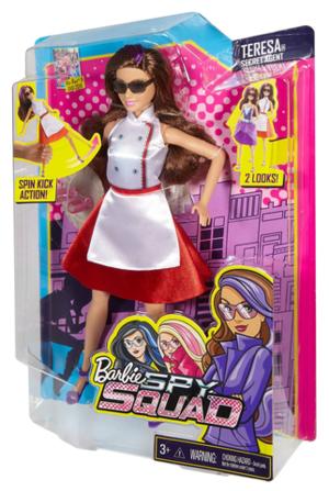 Spy Squad Teresa Doll