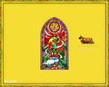 Stained Glass Wallpaper - the-legend-of-zelda wallpaper