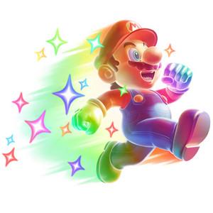 तारा, स्टार Mario