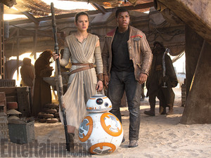 سٹار, ستارہ Wars: The Force Awakens - Stills