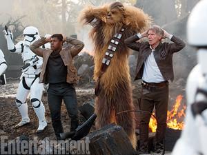estrella Wars: The Force Awakens - Stills