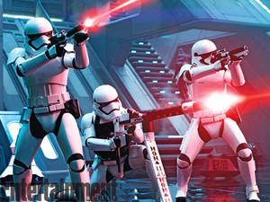 ngôi sao Wars: The Force Awakens - Stills