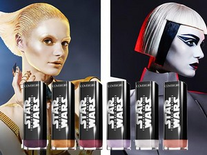étoile, star Wars the Covergirl Collection