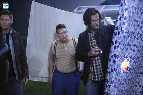 Supernatural - Episode 11.08 - Just My Imagination - Promo Pic