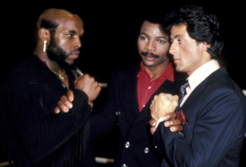 rocky images sylvester mr t and carl fond d�233cran and