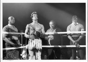 Sylvester Stallone - Rocky lll