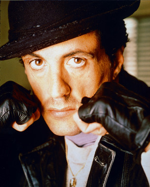 Sylvester Stallone wallpaper containing a fedora, a campaign hat, and a snap brim hat titled Sylvester Stallone