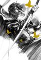 Takasugi Shinsuke - gintama fan art