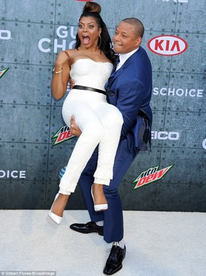 Taraji P. Henson & Terrence Howard ♥