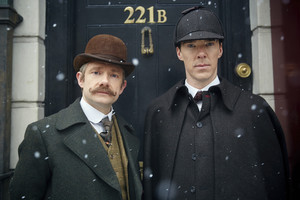 The Abominable Bride - Stills