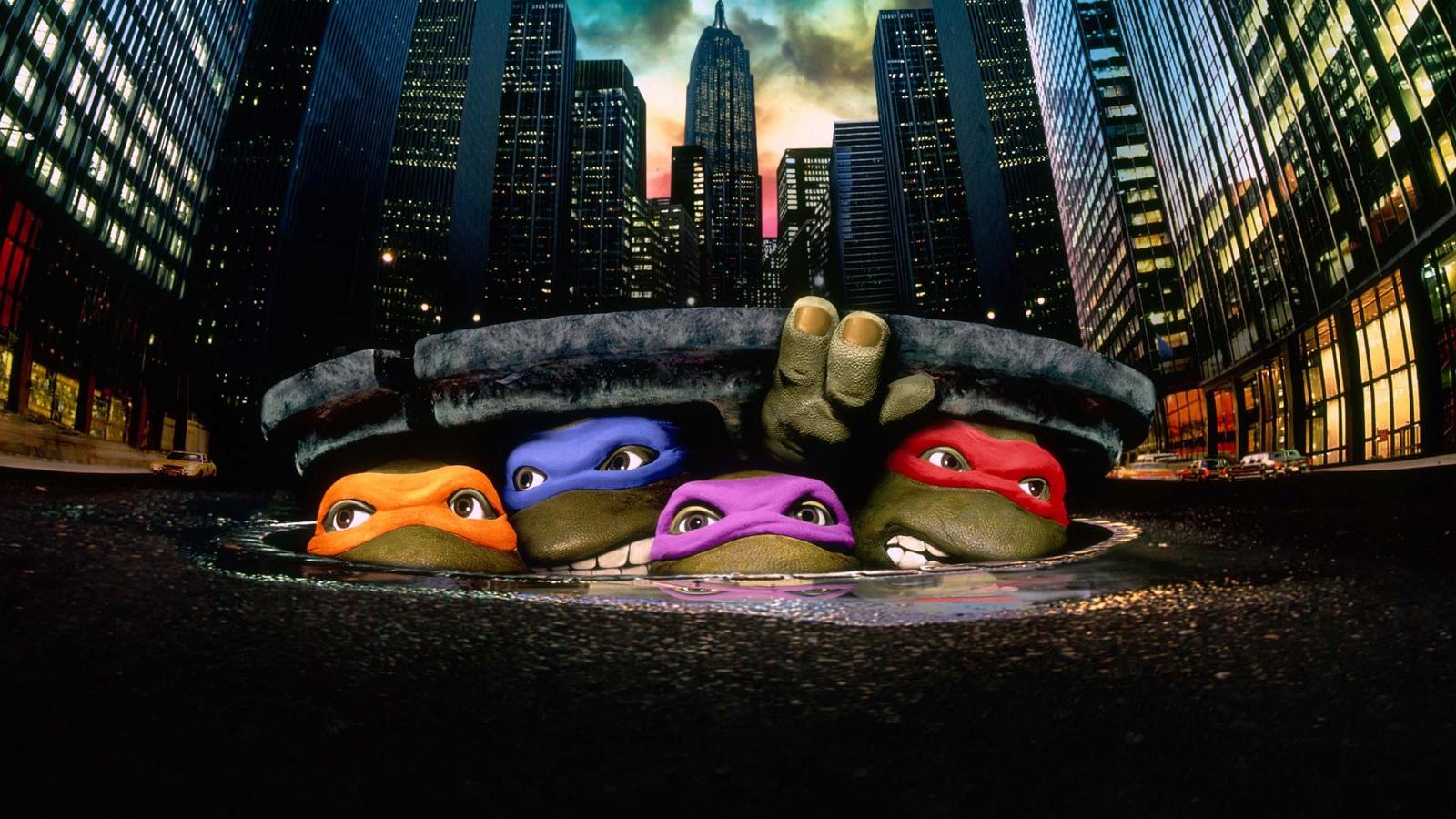 Teenage Mutant Ninja Turtles images The Big City HD wallpaper and background photos