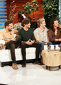 The Ellen Show - one-direction photo