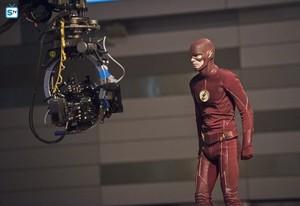 The Flash - Episode 2.06 - Enter Zoom - BTS Pics