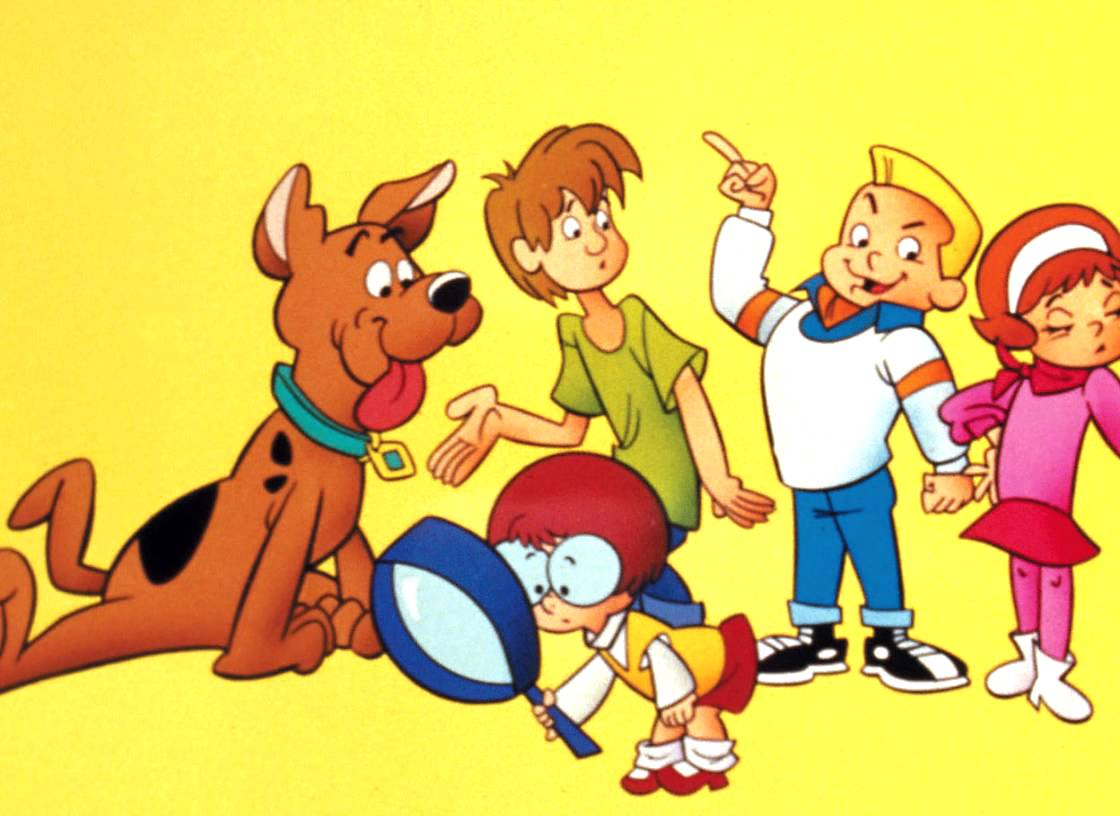 A Pup Named Scooby-Doo images The Gang HD wallpaper and background ...