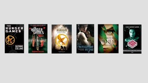 The Hunger Games - International Covers