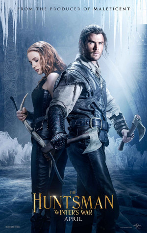 The Huntsman and The Warrior