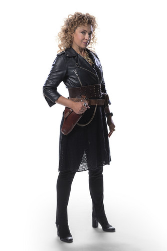 doctor who wallpaper with a well dressed person called The Husbands of River Song - Cast Promo Pics