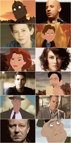The Iron Giant Fancast