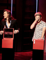 The Late Late Show with James Corden - one-direction photo