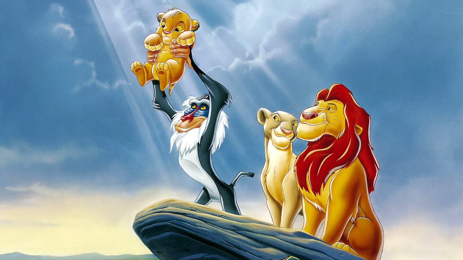 The lion king the lion king wallpaper 39056120 fanpop - Lion king wallpaper ...