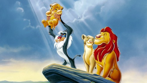 The Lion King kertas dinding called The Lion King
