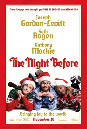 The Night Before (2015) Poster