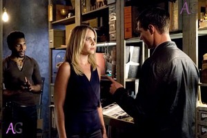 The Originals 3.05 ''The Axeman's Letter''