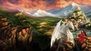 The Princess and her Dragon