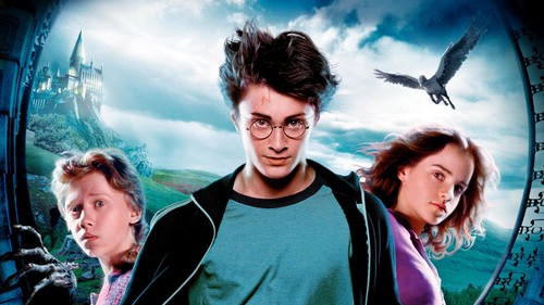 Harry Potter پیپر وال possibly with an outerwear, a well dressed person, and a portrait titled The Prisoner of Azkaban
