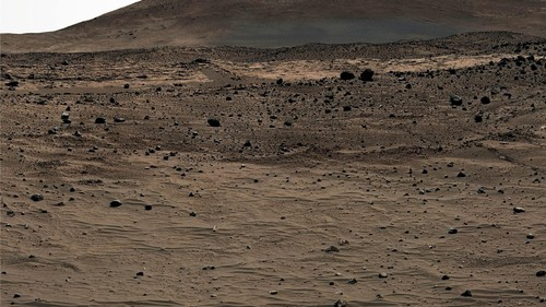Science News kertas dinding entitled The Surface of Mars