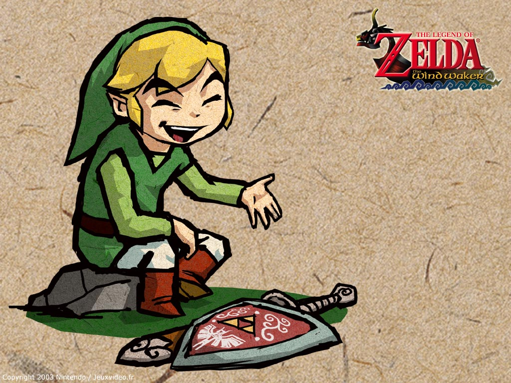 The Legend Of Zelda Images The Wind Waker Hd Wallpaper And