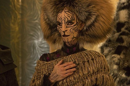 The Hunger Games achtergrond entitled Tigris - New Still