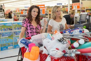 Tina Fey and Amy Poehler in 'Sisters'