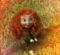 Toddler Merida Icon - brave photo
