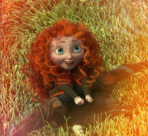 Toddler Merida ikon